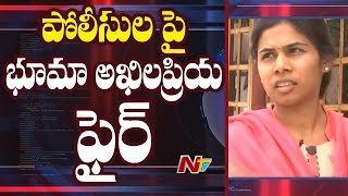 Kurnool SP responsible if anything happens to my husband: ..