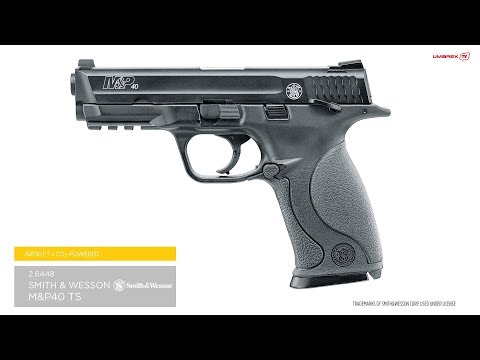 Umarex Smith & Wesson M&P 40 TS CO2 Pistol