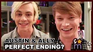 AUSTIN & ALLY Cast's Perfect Ending, Fan Messages & What They're Taking From Set