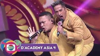 YEAH! Semua Komentator Tertantang ikutan Ngerap Ala Rara - DA Asia 4