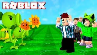 Roblox - PLANTAS VS ZUMBIS (Roblox Plants vs Zombies)