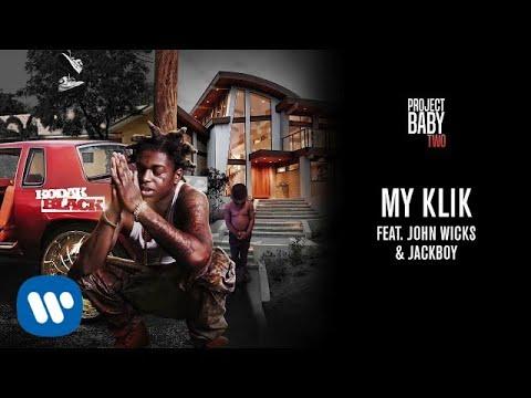 Kodak Black - My Klik (feat. John Wicks & JackBoy) [Official Audio]