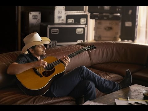 A New Song For All Your Sides: Brad Paisley for Nationwide