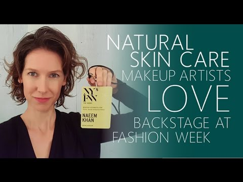 Natural Skin Care Products Makeup Artists Love