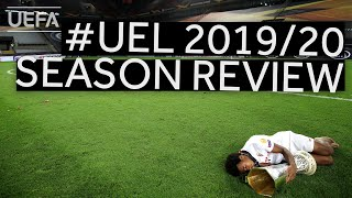 UEFA EUROPA LEAGUE 2019/20 Season Review
