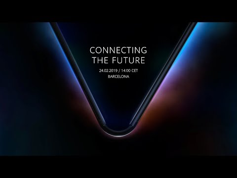 HUAWEI MWC 2019 GLOBAL PRODUCT LAUNCH