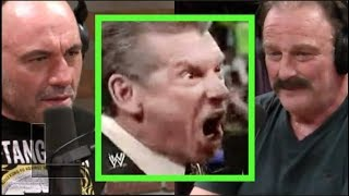 Joe Rogan & Jake The Snake on Vince McMahon