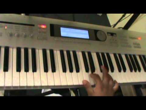 COMO TOCAR BACHATA EN EL PIANO