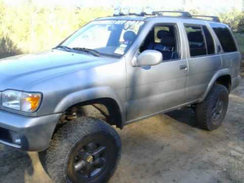 My Lifted Nissan Pathfinder - YouTube