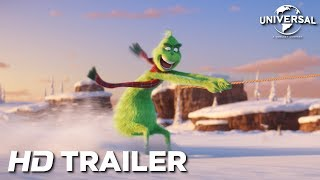 O Grinch - Trailer Internacional Dublado (Universal Pictures) HD