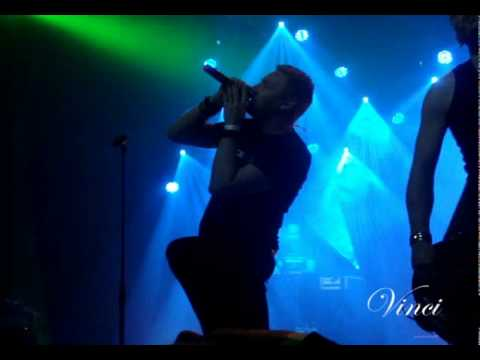 Poets of the Fall - Smoke and Mirrors @ Glavclub, Moscow, 26.03.10