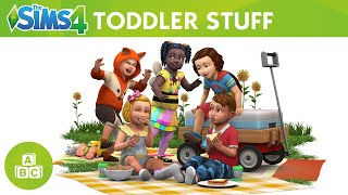 The Sims 4 Toddler Stuff: Official Trailer