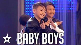 KIDS DANCE GROUP Storm Pilipinas Got Talent 2018 | Got Talent Global