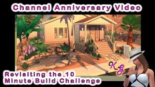 One Year Channelversary - Revisiting the 10 Min Build Challenge
