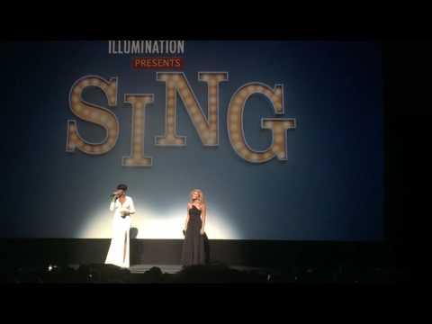 Premiere de '¡Canta!' en Toronto 2016