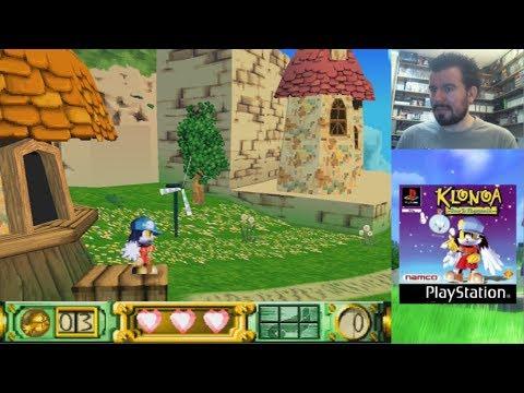 KLONOA: DOOR TO PHANTOMILE (PS1) - La excelencia de los plataformas 2.5D || Gameplay PSX en Español