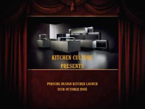 P'7340 Poggenpohl Porsche Design Kitchen Launch Part 2