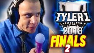 Tyler1 TCS FINALS HIGHLIGHTS Game 02