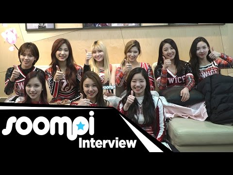 Interview: TWICE Talks Debut Success, Daily Life, and More (Eng Subs)