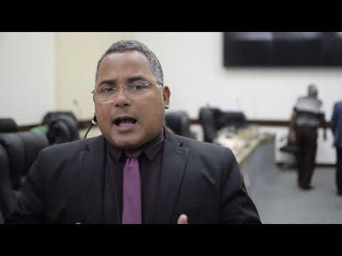 Entrevista com o vereador Cadmiel Pereira - DEM