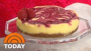 Joanne Chang's Light Dessert Recipes: Fresh Raspberry Cheesecake, Meringues | TODAY