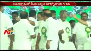 Dy Speaker, Minister fight for next seat to TN CM in publi..