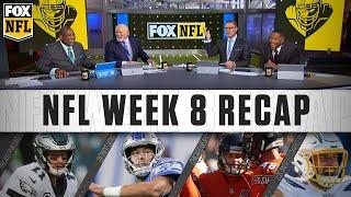 FOX Sports NFL Week 8 Recap | FOX NFL