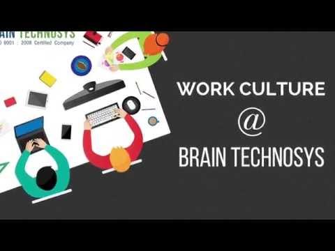 Work Culture @ Brain Technosys