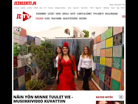 OLLI LINDHOLM Entrevista 3.40TV MIJAS ★ MIJAS NATURAL (Beauty & Hair)