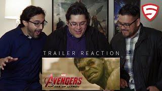Marvel's Avengers: Age of Ultron Trailer #2 Reaction!