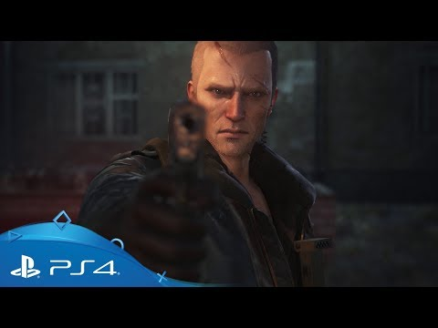 "Left Alive | ""The Survivors"" – figurtrailer 