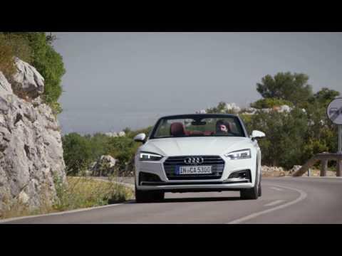 Nuove Audi A5 e S5 Cabriolet