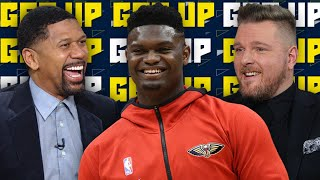The Best of Get Up: Zion's NBA debut, Super Bowl LIV matchup and Eli Manning's retirement