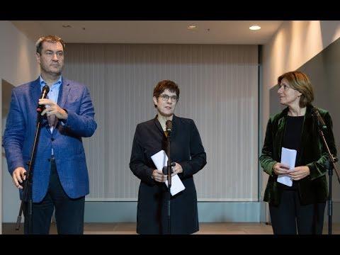 GROKO GERETTET?: Bundesregierung ringt sich zum Kompromiss bei Grundrente durch