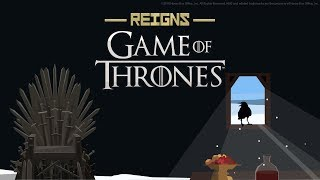 Reigns: Game of Thrones - Játékmenet Trailer