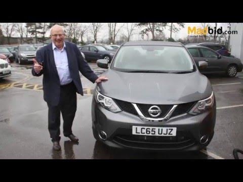 MadBid Nissan Qashqai Winner Alan