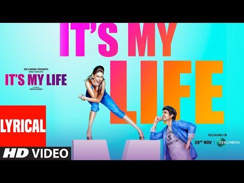 It's My Life Song(LYRICAL)Harman Baweja,Genelia D'Souza,Nana Patekar|Mika Singh, Shankar-Ehsaan- Loy