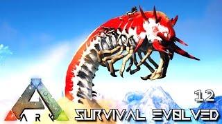 ARK: SURVIVAL EVOLVED - NEW DEATHWORM KRAKEN & INDOM REX TAMING !!! E12 (MODDED ARK PUGNACIA DINOS)