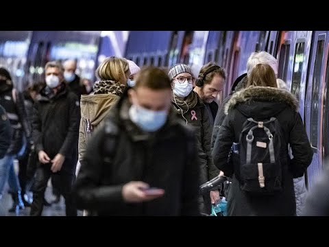 La tercera ola de la pandemia se instala en Europa
