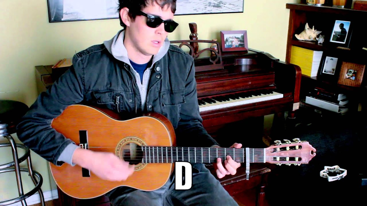 My Buckets Got A Hole In It Easy Chords Guitar Lesson