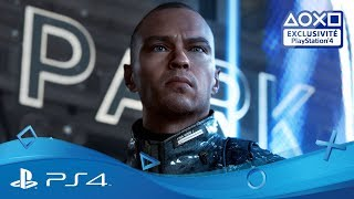 Detroit: become human :  bande-annonce