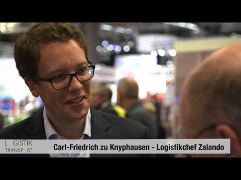 Logistik & Transport 2017 - dag 1 på mässan