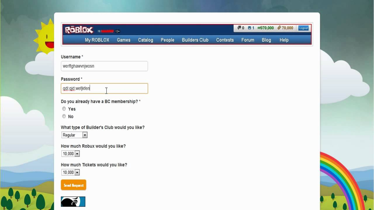 ROBLOX Robux and Tix Generator 2012 - YouTube