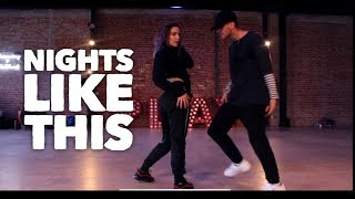 """Nights Like This"" @Kehlani @Tydolla$ign - Rumer Noel Choreo"