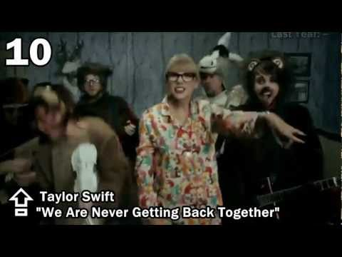 The Best Songs of 2012 - Top 50