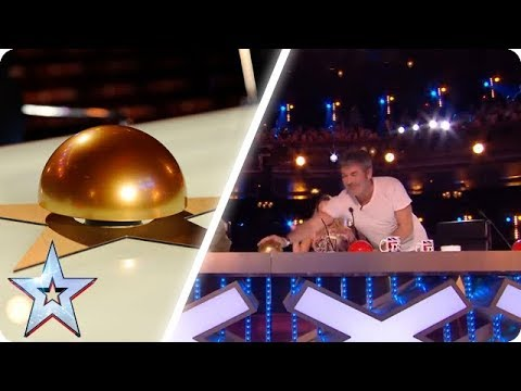 Simon Cowell's BEST GOLDEN BUZZERS | Britain's Got Talent