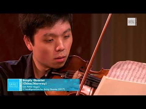 "Simply Quartet - Lars Petter Hagen: ""3 Transfigurations for String Quartet"""