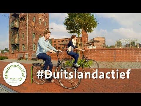 #Duitslandactief - Trekvogels spotten in fietsparadijs Brandenburg