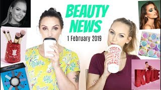BEAUTY NEWS - 1 February 2019 | New Releases & Updates