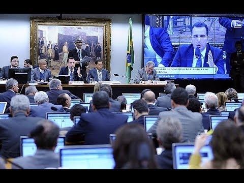 Acompanhe ao vivo: Relator Deputado Marco Rogério do (DEM/RO), lê parecer de denúncia contra Temer na CCJ da Câmara